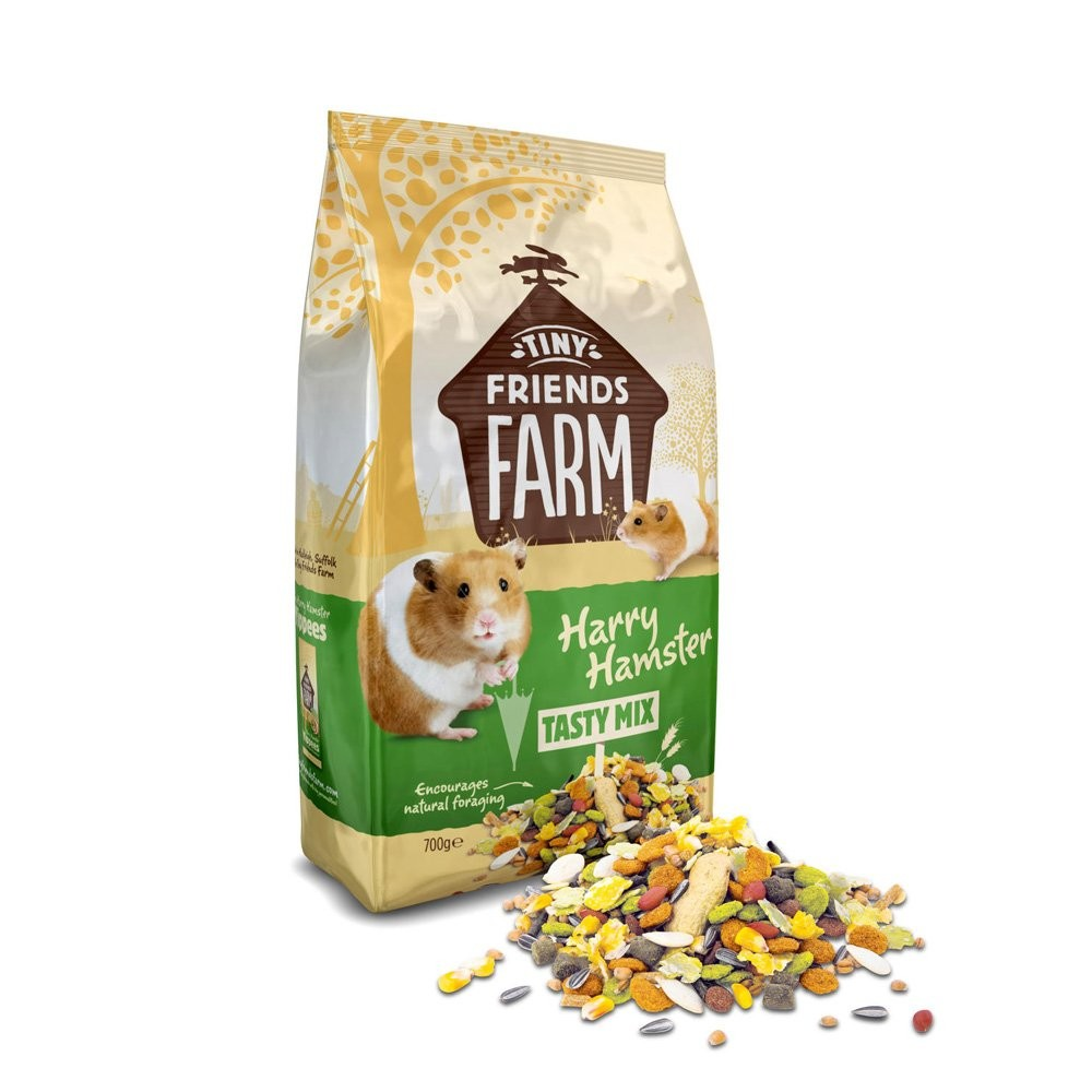 Supreme Harry Hamster Tasty Mix - 700g