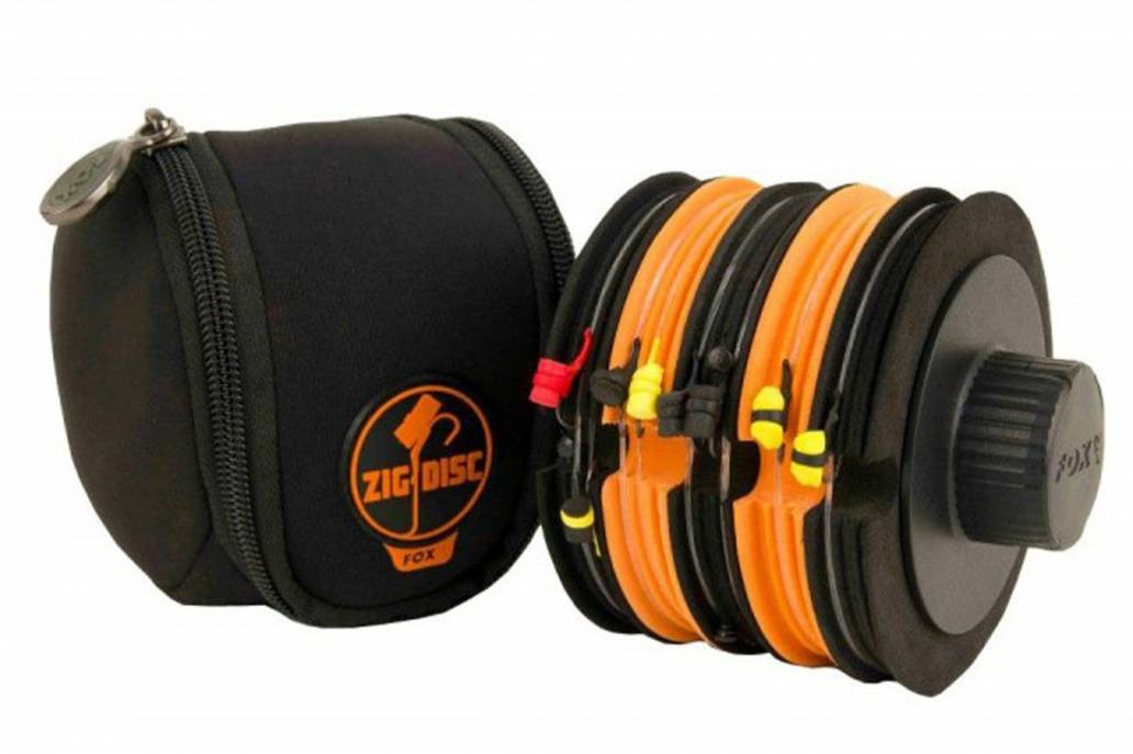 Fox Zig Disc Storage System