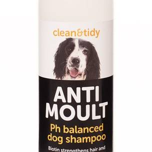 Sharples'N'Grant Anti Moult Shampoo 300ml