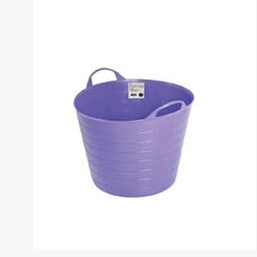 Garland 26Ltr Flexi Tub Purple