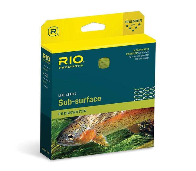 Rio Midge Tip Wf6F/1