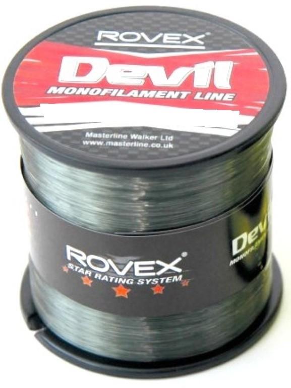Rovex Rovex Devil Fibre 1/4lb Green 15lb