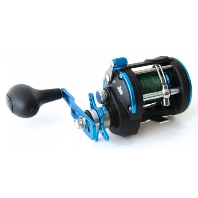 Rovex Tideline TL20 Boat Multiplier (Pre Loaded with 30lb Braid)