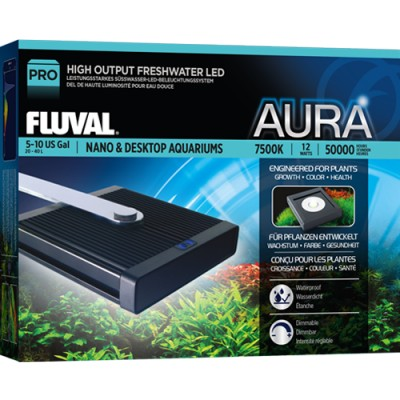 Fluval Aura High Performance LED  lamp 12w