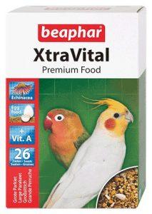 Beaphar XtraVital Large Parakeet 1kg