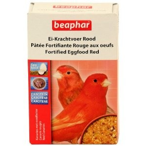 Beaphar Fortified Eggfood Red 150g