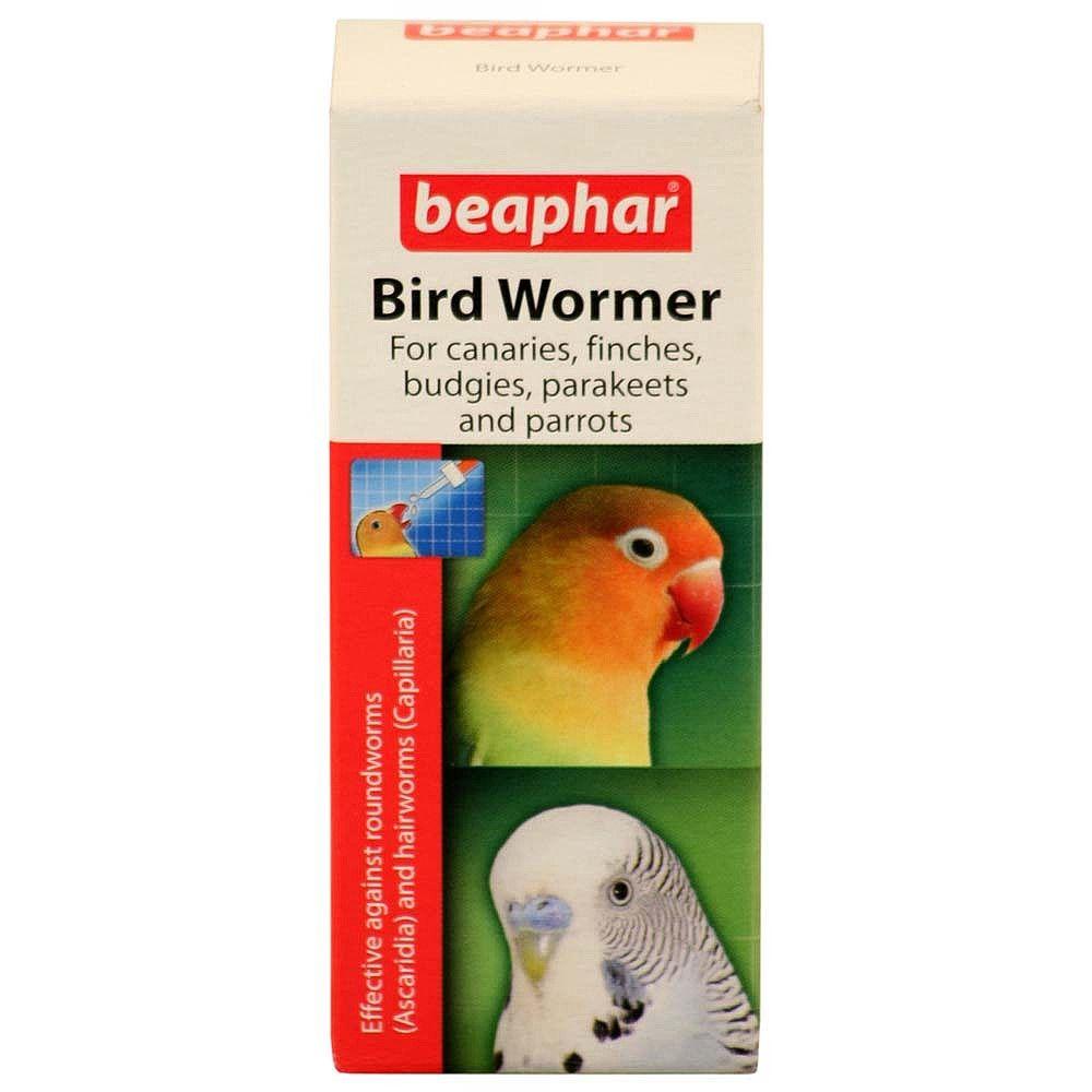 Beaphar Bird Wormer 10ml
