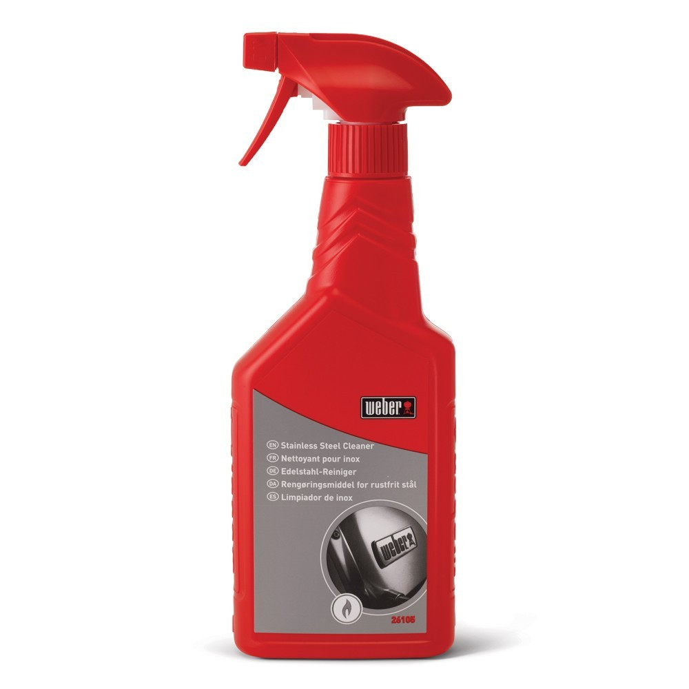 Weber Stainless Steel Cleaner Spray 26105