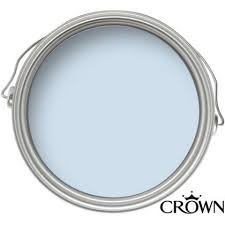 Crown Matt Emulsion Paint - Moonlight Bay - 2.5L