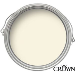 Crown Matt Emulsion Paint - Soft Linen - 2.5L