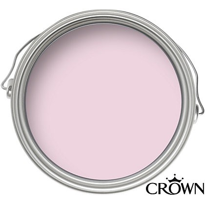 Crown Matt Emulsion Paint - Fairy Dust - 2.5L