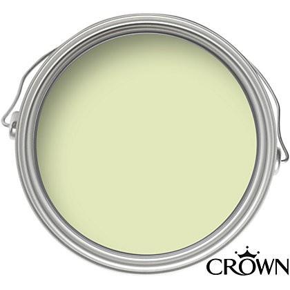 Crown Matt Emulsion Paint - Soft Lime - 2.5L