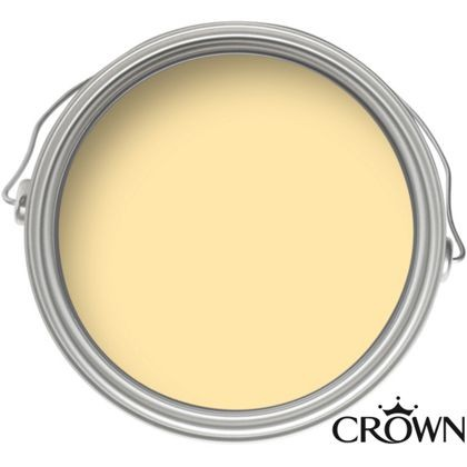 Crown Matt Emulsion Paint - Sunrise - 2.5L