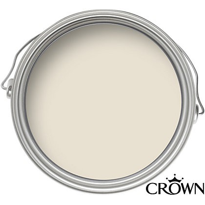 Crown Matt Emulsion Paint - Antique Cream - 2.5L