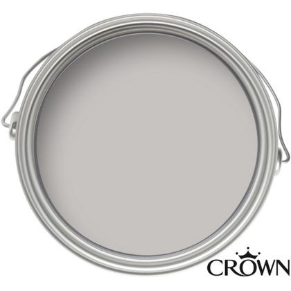 Crown Matt Emulsion Paint - Cloudburst - 2.5L
