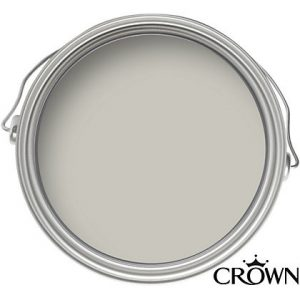 Crown Matt Emulsion Paint - Grey Putty - 2.5L