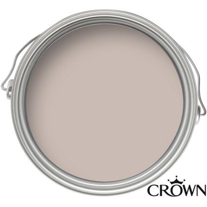Crown Matt Emulsion Paint - Hare - 2.5L