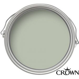 Crown Matt Emulsion Paint - Mellow Sage - 2.5L