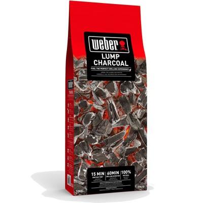 Weber Lump Charcoal 10Kg 17610