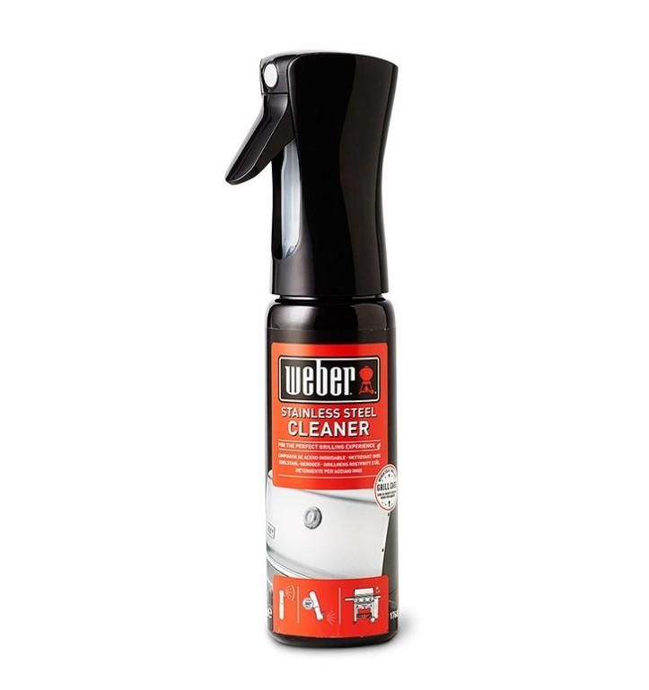 Weber Stainless Steel Cleaner 300ml 17682