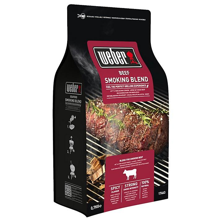 Weber Beef Wood Chips 0.7kg 17663