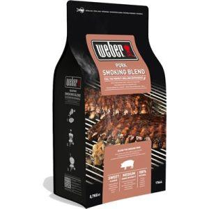Weber Pork Wood Chips 0.7kg 17664