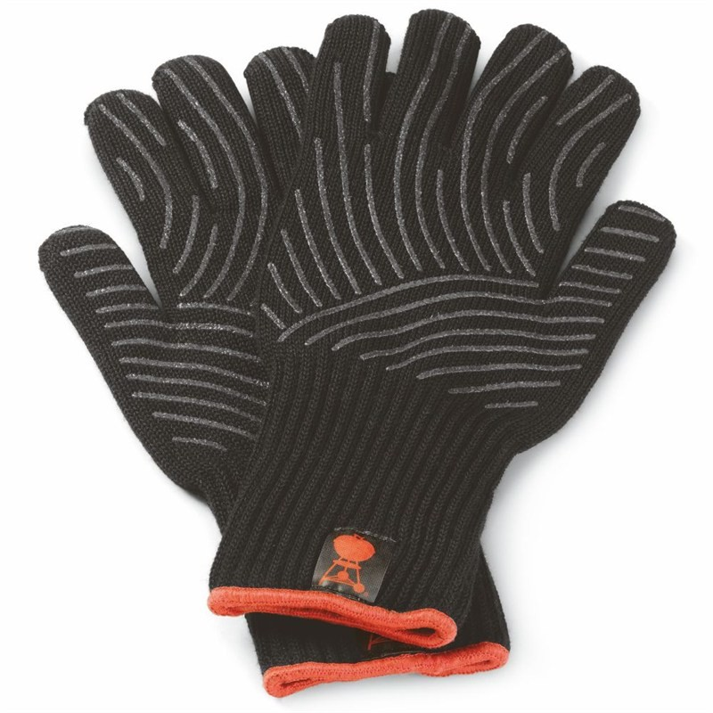 Weber Premium Barbecue Gloves  Size L/XL, Black, 6670