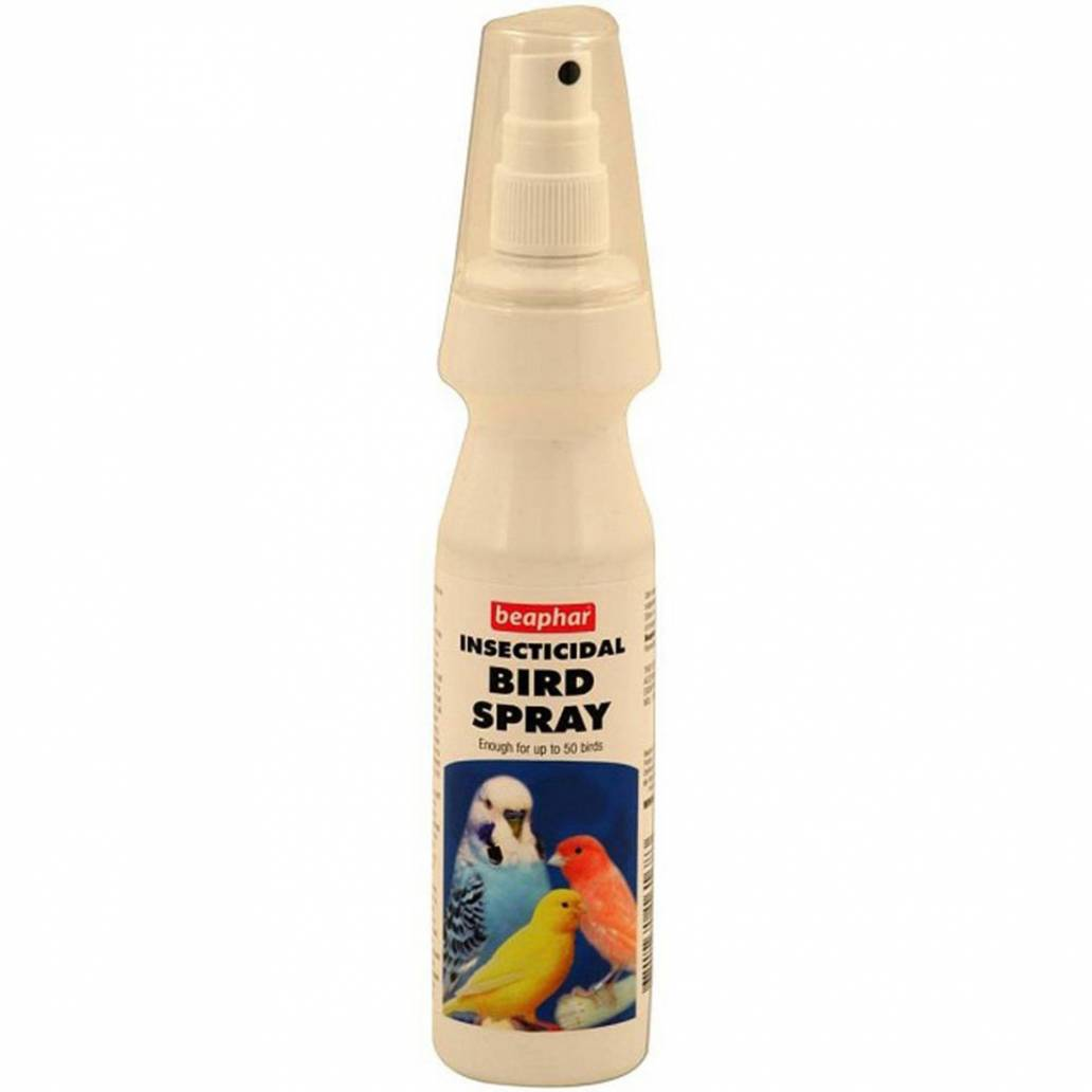 Beaphar Insecticidal Bird Spray 150ml
