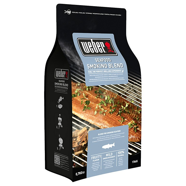 Weber Seafood Wood Chips 0.7kg 17665