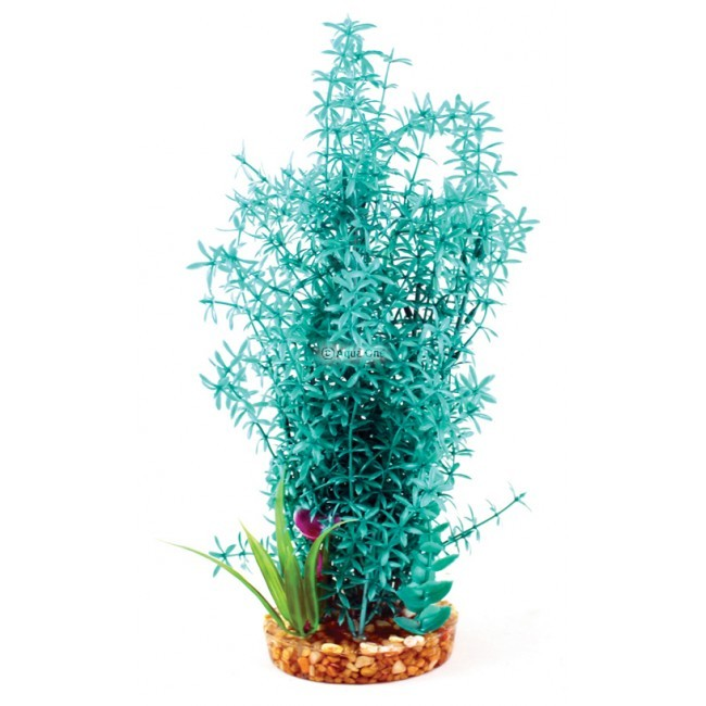 Aqua One Blue Myrio With Gravel Base - Large (28206)