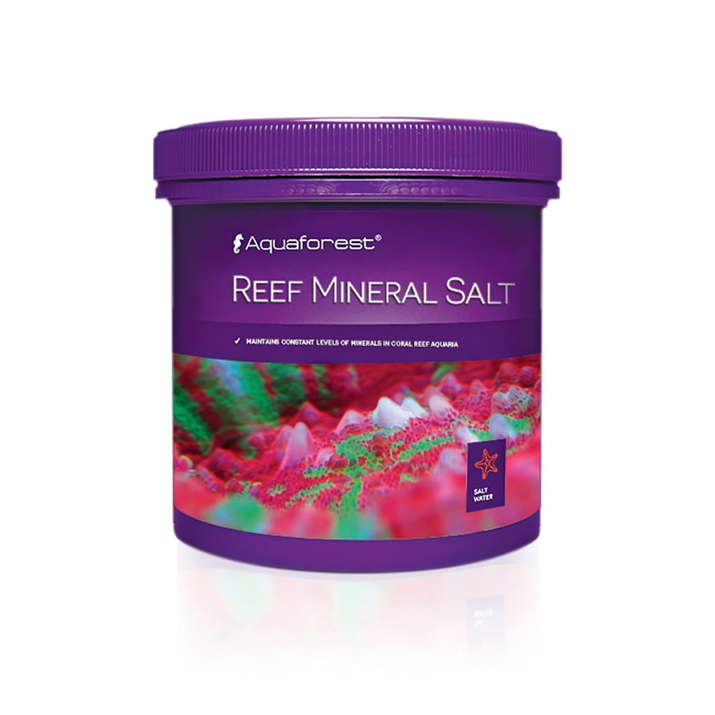 Aquaforest Reef Mineral Salt 400g