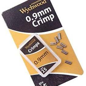 Wychwood - Carp 0.6Mm Crimps 25X5Pk