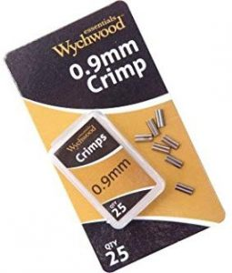 Wychwood - Carp 0.7Mm Crimps 25X5Pk