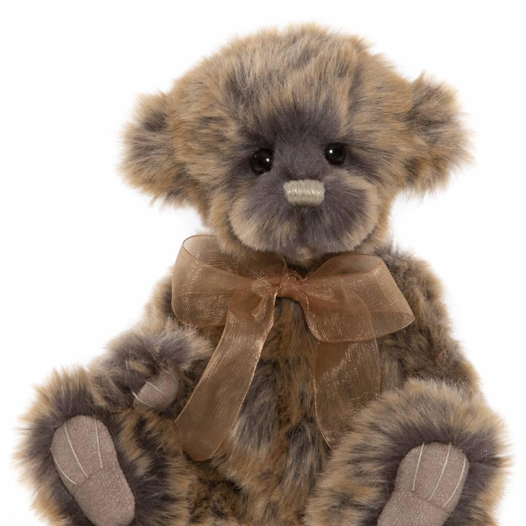 Charlie Bears - Caramel