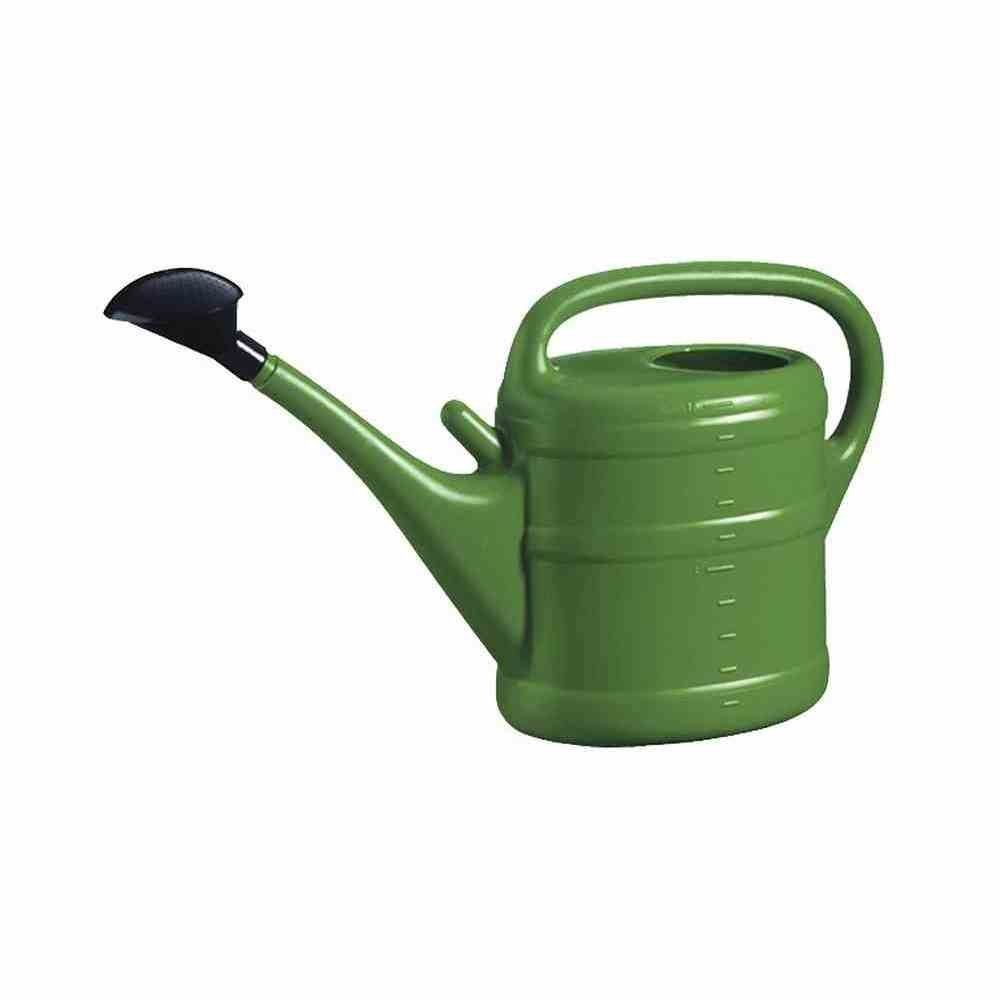 Geli 10 litre Big Watering Can in green