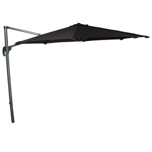 Falcon T1 3m Round Parasol - Anthracite