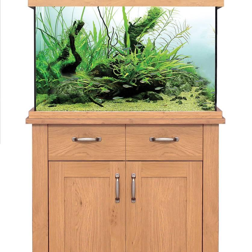 Aqua One OakStyle 145L Aquarium