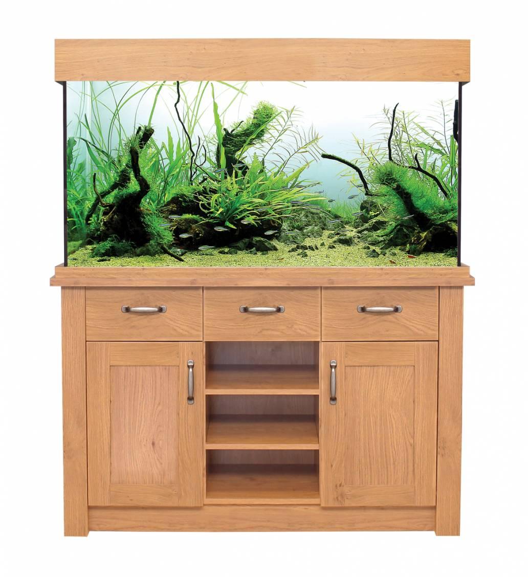 Aqua One OakStyle 230L Aquarium