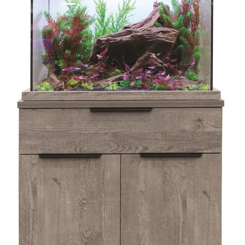 Aqua One OakStyle 110L Urban Aquarium