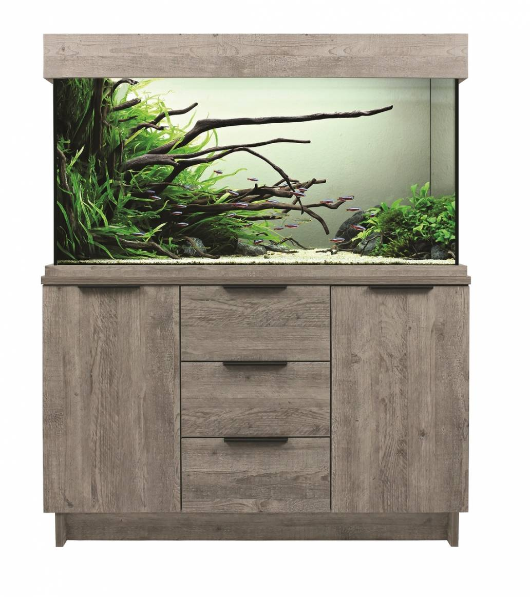 Aqua One OakStyle 230L Urban Aquarium