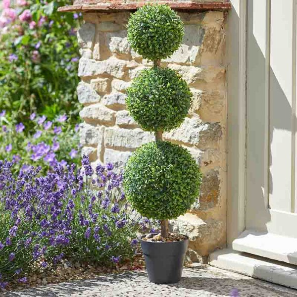 Smart Garden Trio Topiary Tree 80cm