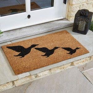 Smart Garden Flying Geese Decoir Mat 75 x 45cm