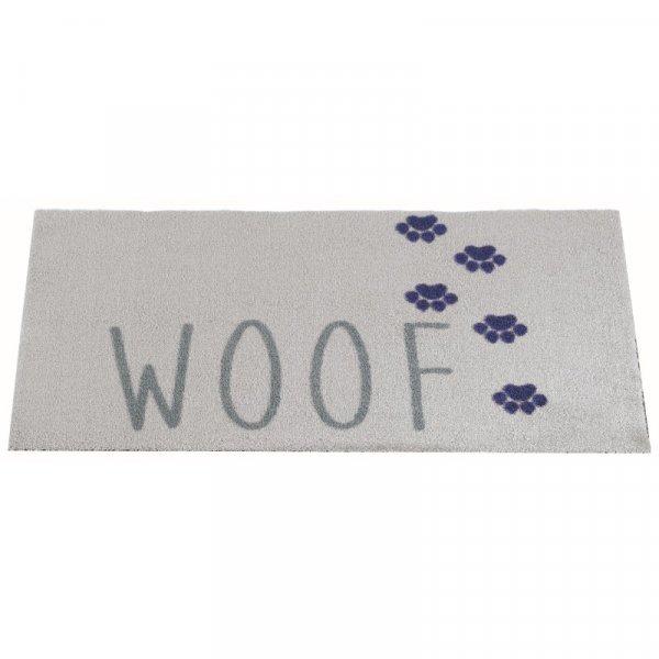 Smart Garden Woof Dog Paws Ritzy Rug 75 x 45cm