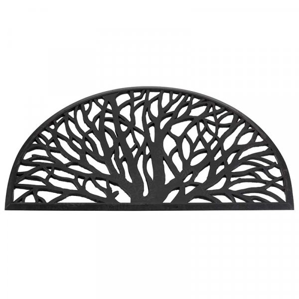 Smart Garden Half Moon Rubber Mat - Wild Willow 45x75cm
