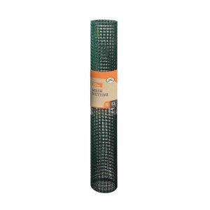 Smart Garden Climbing Plant & Fencing Mesh - Brown 20mm - 1m x 5m