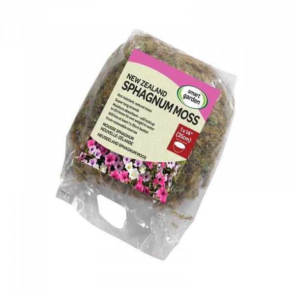 Smart Garden New Zealand Spaghum Moss - Jumbo