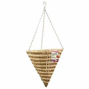 "Smart Garden 14"" Corn Rope Hanging Cone"
