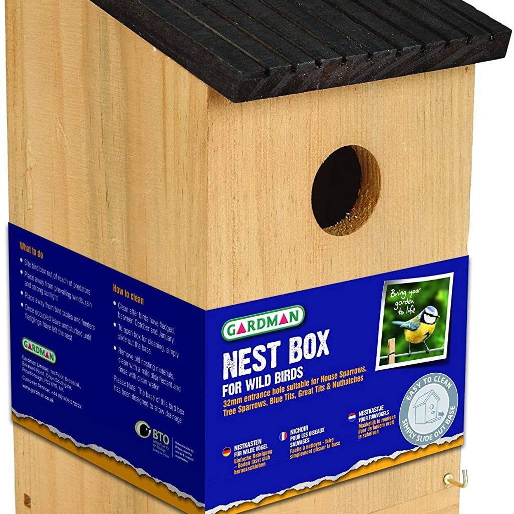 Gardman Nest Box