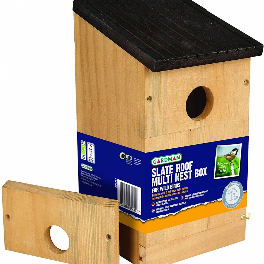 Gardman Multi Nest Box