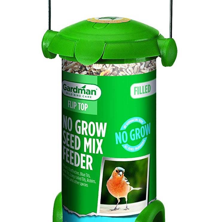 Gardman Filled Flip Top No Grow Mix